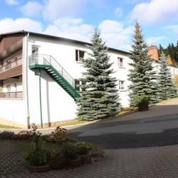 Pflegeheim Erzgebirgische Krankenhaus- und Hospitalgesellschaft Antonshöhe Mit freundlicher Genehmigung Fotograf Harald Wunderlich